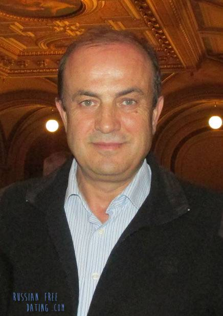 Halil, 51 from Istanbul Istanbul, image: 218062